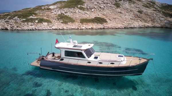 Alen 44 ft Alen Yacht