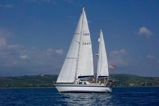 Seastream 43 Mk1
