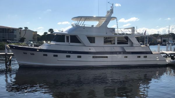 Grand Alaskan Flush Deck Motor Yacht