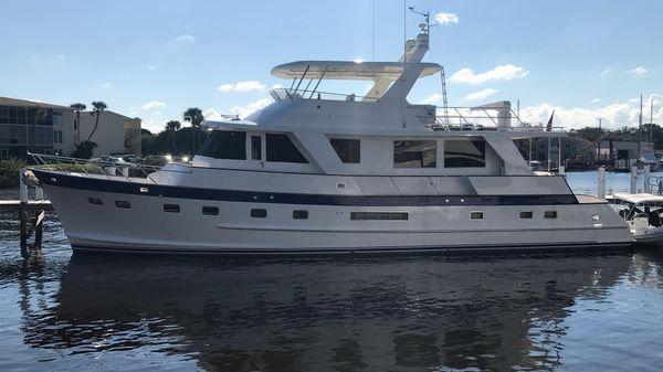 Grand Alaskan Flush Deck Motor Yacht
