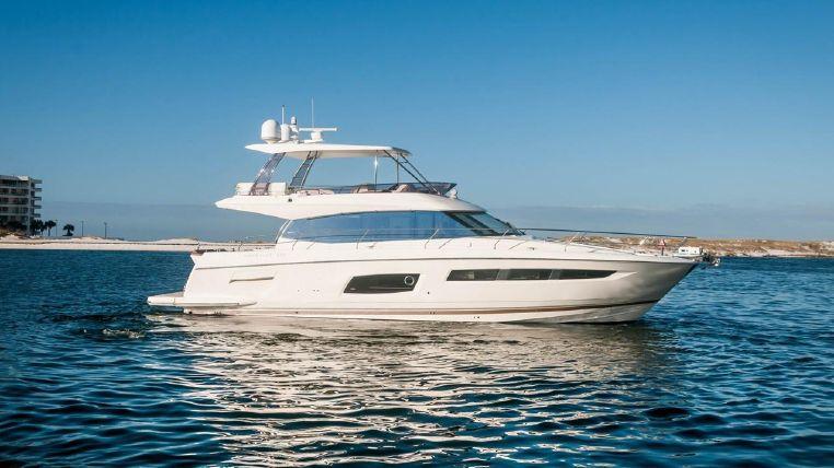 2015 Prestige 550 Flybridge BoatsalesListing Brokerage