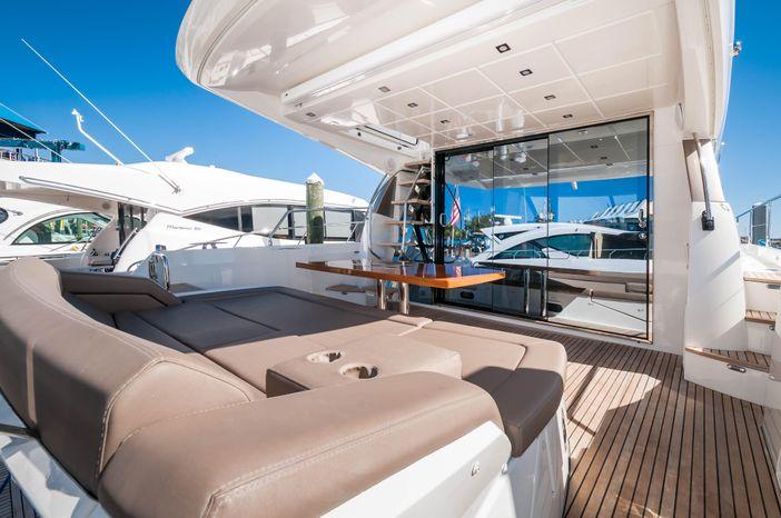 2015 Prestige 550 Flybridge Sell Brokerage
