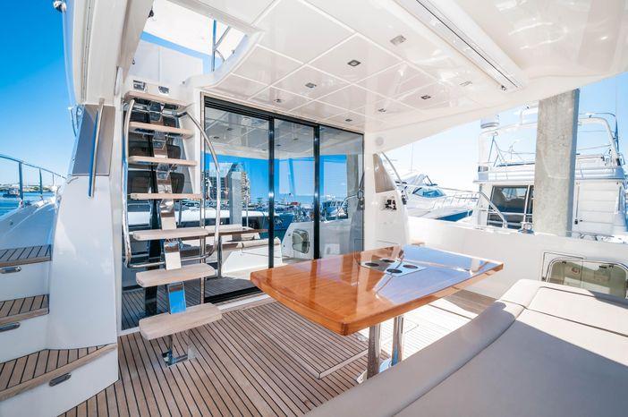 2015 Prestige 550 Flybridge Sell Buy