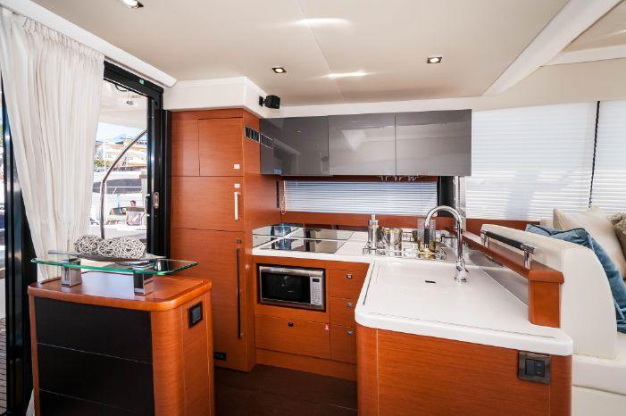 2015 Prestige 550 Flybridge BoatsalesListing Massachusetts