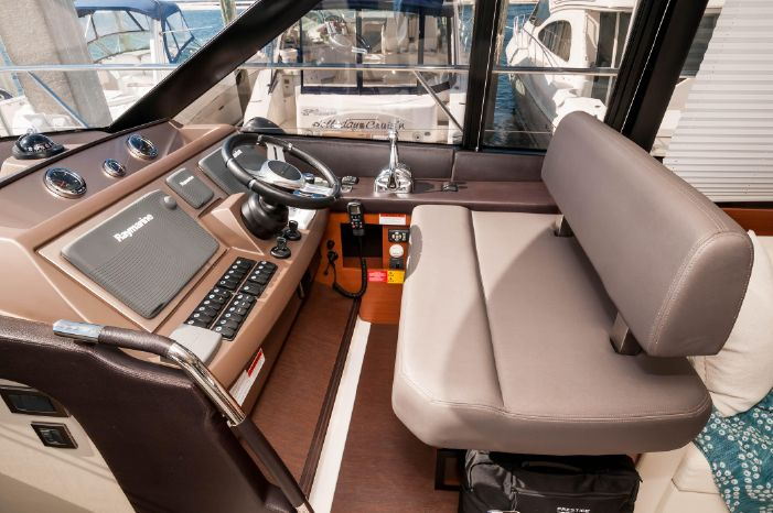 2015 Prestige 550 Flybridge Buy Purchase