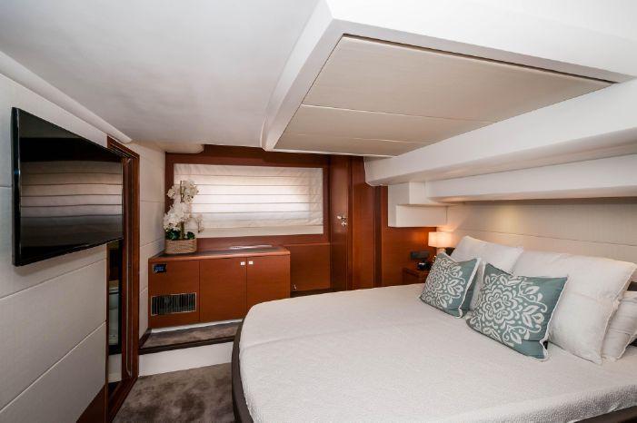 2015 Prestige 550 Flybridge Buy Maine