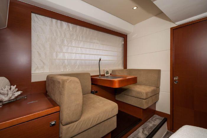 2015 Prestige 550 Flybridge Purchase Brokerage