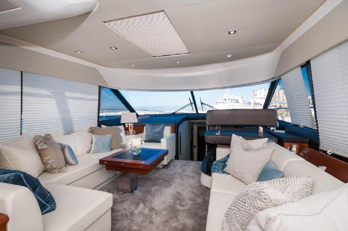 2015 Prestige 550 Flybridge BoatsalesListing BoatsalesListing