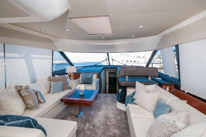 2015 Prestige 550 Flybridge BoatsalesListing Purchase