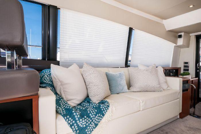 2015 Prestige 550 Flybridge BoatsalesListing Broker