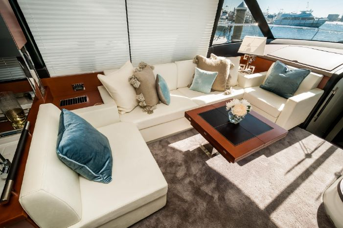 2015 Prestige 550 Flybridge BoatsalesListing Sell