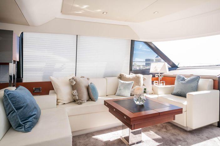2015 Prestige 550 Flybridge BoatsalesListing Rhode Island
