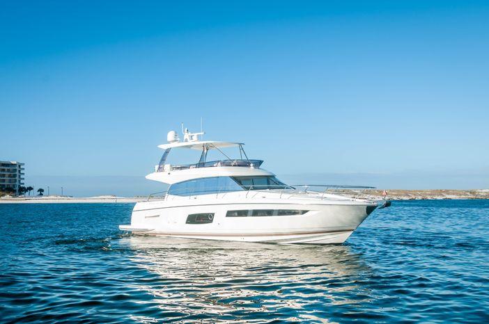 2015 Prestige 550 Flybridge Sell Maine
