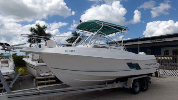 Aquasport 225 WA