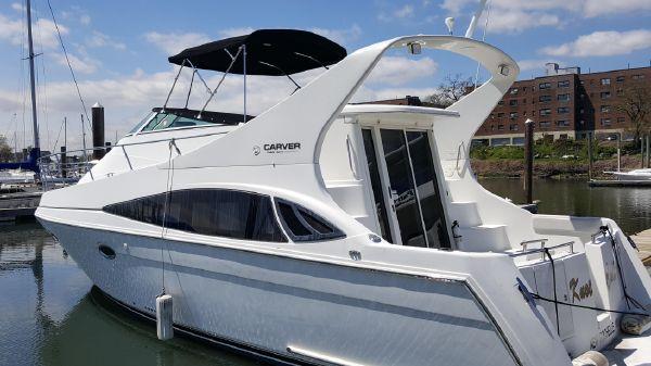 Carver 360 Mariner Port Side