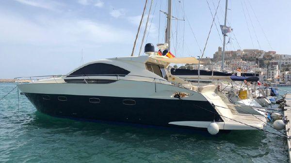 Prinz Yachts 54 COUPE