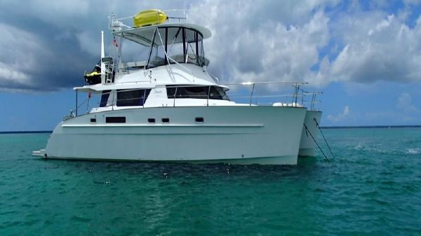 Fountaine Pajot Cumberland 46 PC