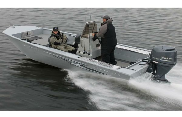 2017 Smoker Craft 1866 Sportsman Pro