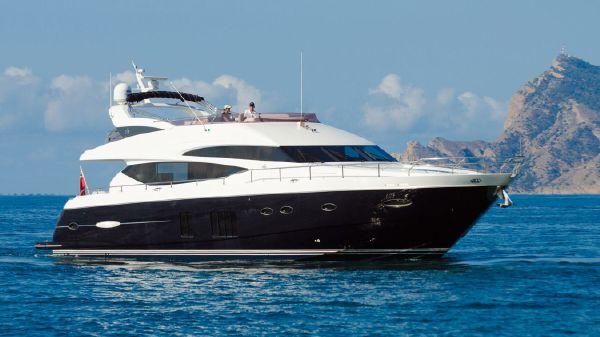 Princess 78 Motor Yacht