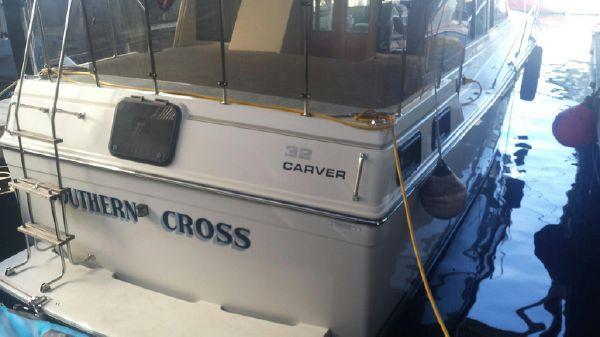Carver AFT CABIN