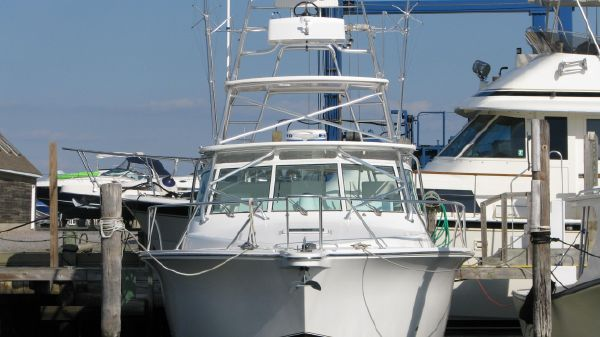 Albemarle 360 Express Fisherman