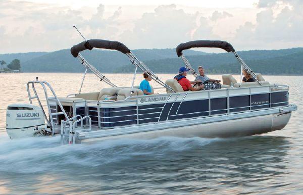 2018 Landau Atlantis 250 Sport Cruise