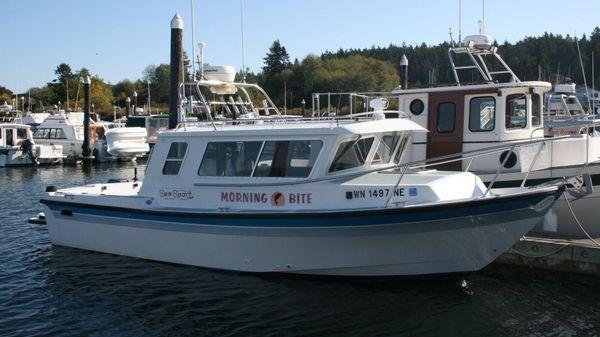 Sea Sport Explorer 2400 Profile