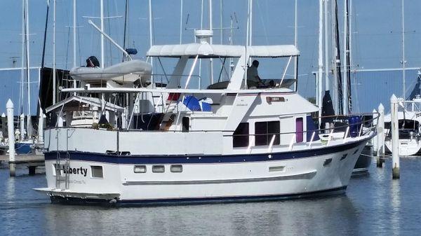 DeFever 44 Trawler
