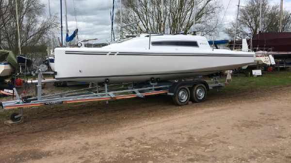 Buckley Yacht Design BTC 22