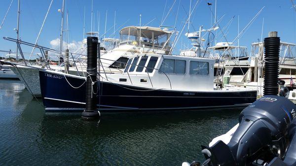H&H Marine Osmond Beal 37