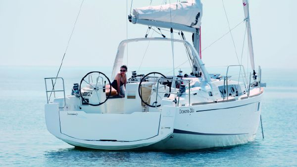 Beneteau Oceanis 35.1 Manufacturer Provided Image: Manufacturer Provided Image