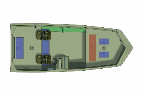 Crestliner 2070 Retriever SC image