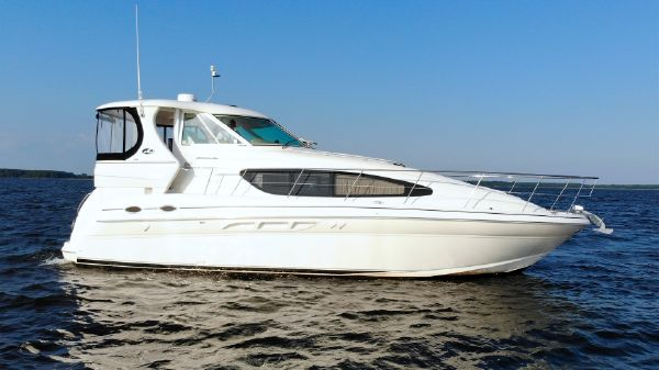 Sea Ray 390 Motoryacht
