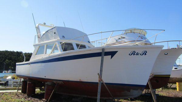 Motor Yacht Trawler