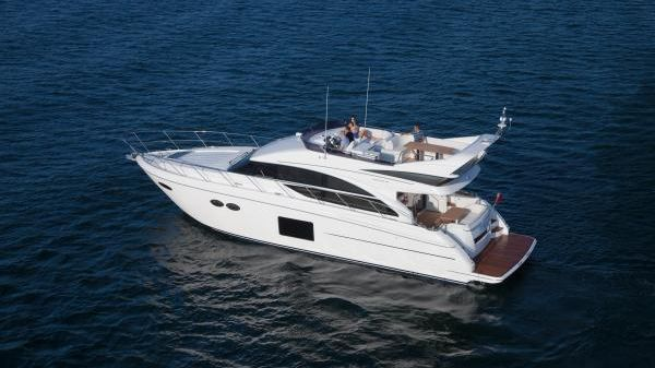 Princess Flybridge 56 Motor Yacht Manufacturer Provided Image: Princess Flybridge 56 Motor Yacht
