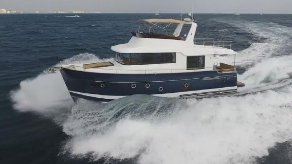 Beneteau Swift trawler 50