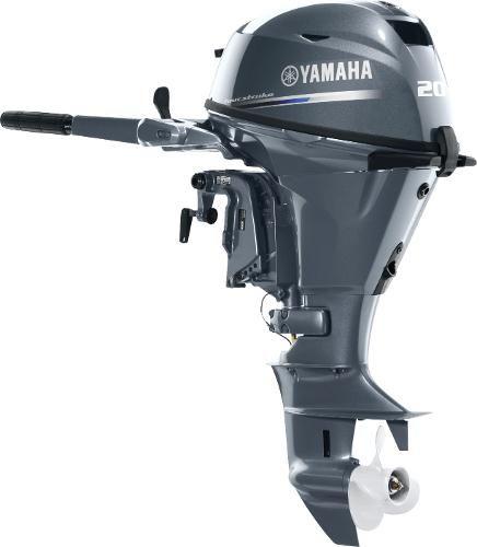 Yamaha Outboards F20LMHB