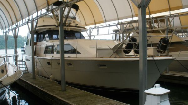 Trojan Motor Yacht
