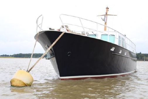 KOMPIER KOTTER Steel Motor Yacht image