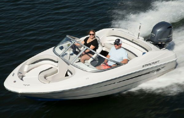 2019 Starcraft Limited Runabout 172 OB Ski Fish