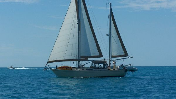 Whitby 42 Ketch