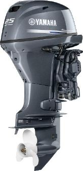 Yamaha Outboards T25LWTC image