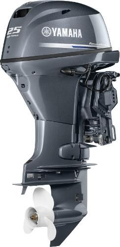 Yamaha Outboards T25LWTC