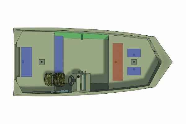 Crestliner 1660 Retriever SC - main image