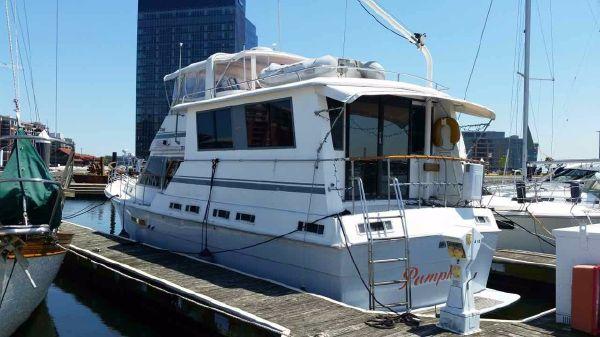 Gulfstar 47 Motor Yacht