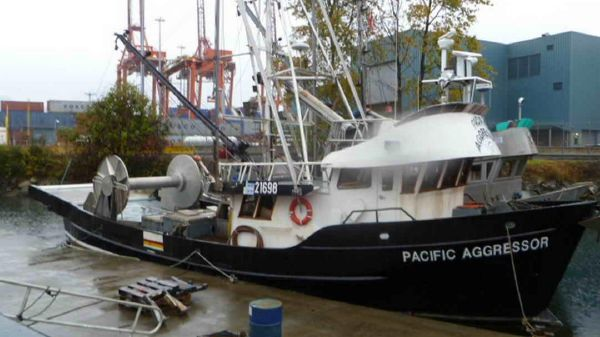Commercial Seiner