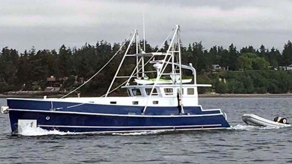 Webbers Cove 1966/2004 Custom Trawler