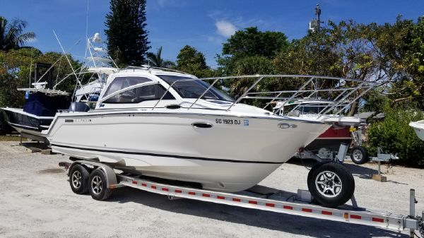 Cutwater C242 Sport Coupe