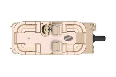 2017 SunChaser Classic Cruise 8522 Lounger DH