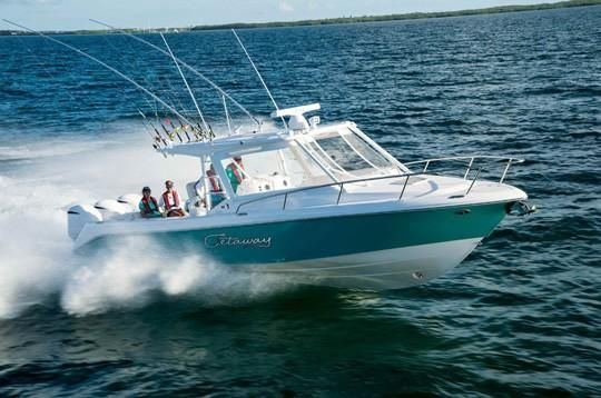 2018 Everglades 350LX